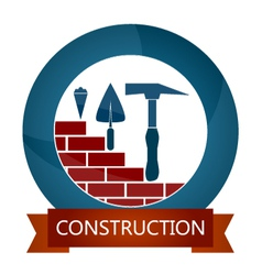 Design for construction vector image