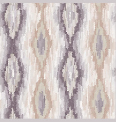 diamond geo watercolor wash seamless pattern tile vector image