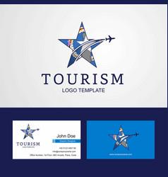 Travel northern mariana islands flag creative vector