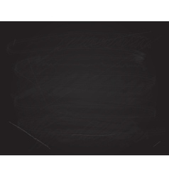 Blackboard chalk retro background vector