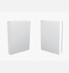 books transparent background vector image