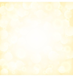 background with bokeh vector image vector image