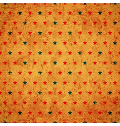 star background old vector image vector image