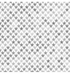 Geometric pentagram pattern background - seamless vector