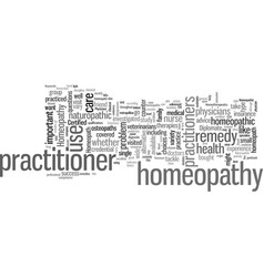 Is homeopathy safe vector