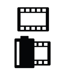 film tape vector image vector image