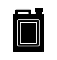 oil gallon icon vector image