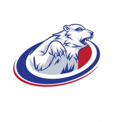 bearmascot vector image