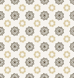 flowers-pattern-retro-seamless-02 vector image