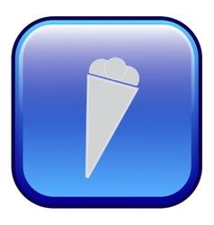 ice cream - icon vector image