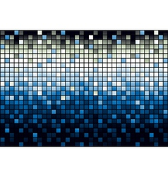 mosaic shiny background vector image vector image