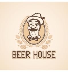 Beer House Logo vector
