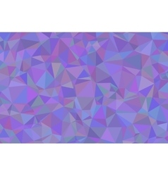 Lavender lilac abstract polygonal geometric vector image