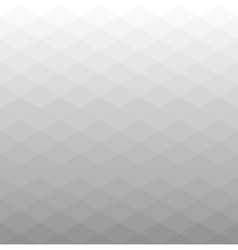 Modern white grey geometric background - seamless vector