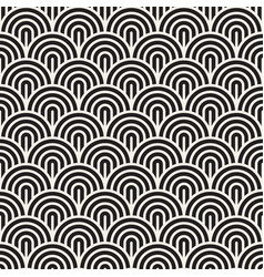 Seamless geometric pattern modern abstract vector