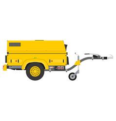 Mobile generator vector