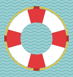 Lifesaving icon design vector
