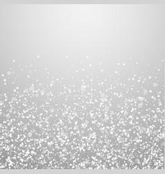 Magic stars sparse christmas background subtle fl vector