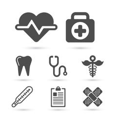 Medicine trendy icon for design element vector image