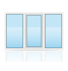 Plastic window 04 vector