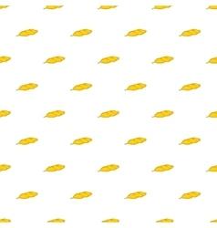 Marijuana joint pattern cartoon style vector