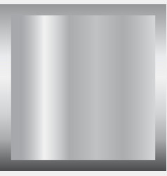 Silver gradient background silver design texture vector