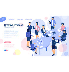 web page design templates vector image