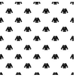 wedding groom suit pattern seamless vector image