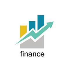 trade finance logo vector image