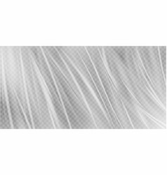 real transparent plastic warp texture background vector image