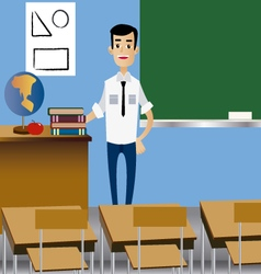 TEACHER 2 vector image