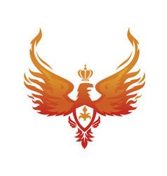 imperial phoenix image vector image vector image