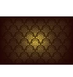 Modern Wallpaper Pattern vector image vector image