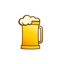 Glass-of-Beer-380x400 vector image