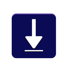 download app button vector image