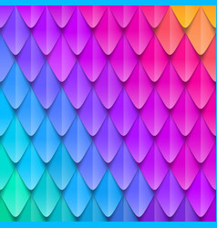 Abstract multicolored background vector