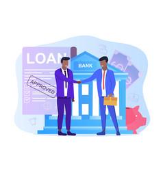 Concept bank credit vector