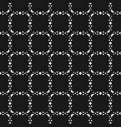 seamless abstract geometric pattern delicate grid vector image