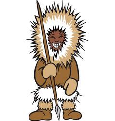 Eskimo logo mascot vector