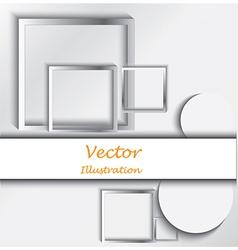 Various frames vector