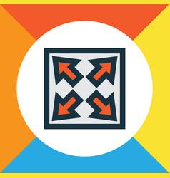 widen colorful outline symbol premium quality vector image