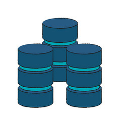 Data storage vector