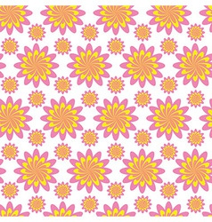 Pink Abstract Shapes Seamless Texture vector