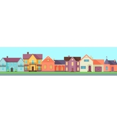Real estate concept in flat design vector