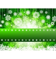 Bright new year and cristmas card template EPS 8 vector image vector image