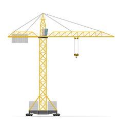 Building crane 01 vector