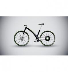 Concept bike for urban vector