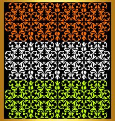 Floral art vector