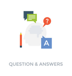 Questions and answers vector