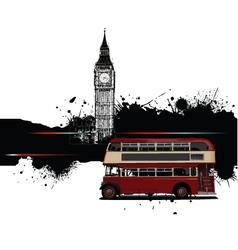london border vector image vector image
